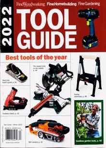 Fine Woodworking Specials Magazine Issue TOOL BG
