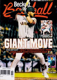 Beckett Baseball Magazine OCT 21 Order Online
