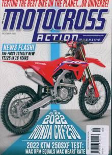 Motocross Action Magazine OCT 21 Order Online