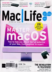 Mac Life Magazine OCT 21 Order Online