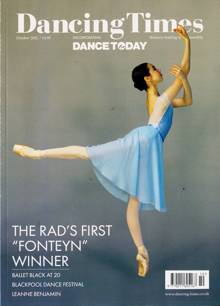 Dancing Times Magazine Issue OCT 21