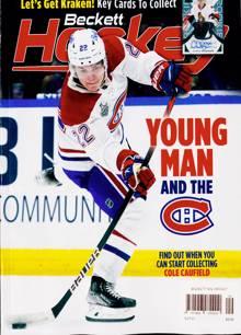 Beckett Nhl Hockey Magazine SEP 21 Order Online