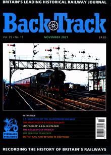 Backtrack Magazine Issue NOV 21