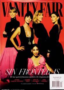 Vanity Fair Spanish Magazine Issue NO 157