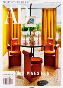 Architectural Digest Spa Magazine NO 169 Order Online