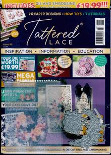 Tattered Lace Magazine NO 95 Order Online