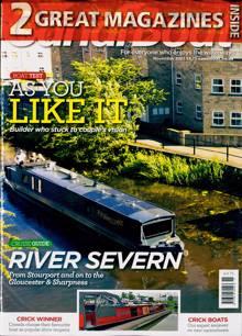 Canal Boat Magazine NOV 21 Order Online
