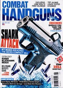 Combat Hand Guns Magazine NOV-DEC Order Online