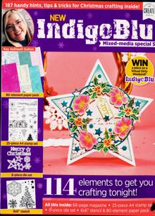 Inspired To Create Magazine INDIGBLU76 Order Online
