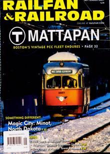 Railfan & Railroad Magazine SEP 21 Order Online