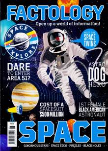 Factology Magazine Issue SPACE
