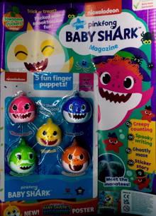 Baby Shark Magazine NO 14 Order Online