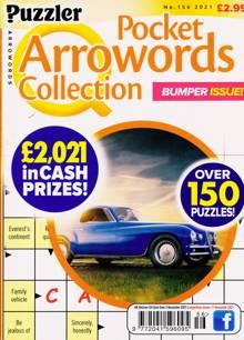 Puzzler Q Pock Arrowords C Magazine NO 156 Order Online