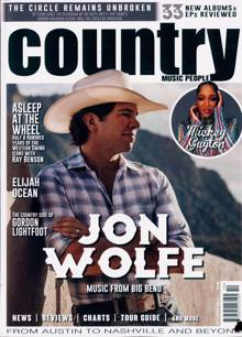 Country Music People Magazine OCT 21 Order Online