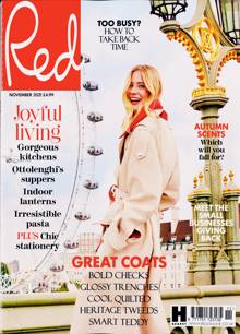 Red Travel Edition Magazine NOV 21 Order Online