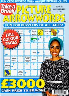 Tab Picture Arrowwords Magazine NO 11 Order Online