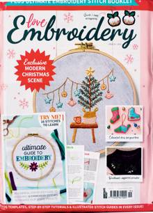 Love Embroidery Magazine Issue NO 19