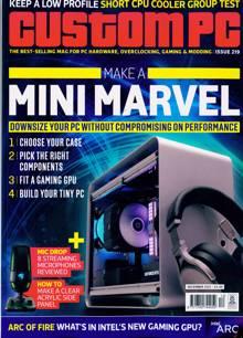 Custom Pc Magazine DEC 21 Order Online