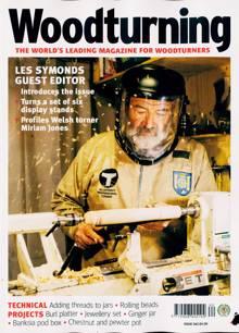 Woodturning Magazine WT362 Order Online