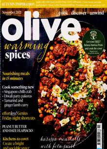 Olive Magazine NOV 21 Order Online
