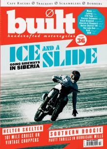 Best Of Biking Series Magazine BUILT36 Order Online