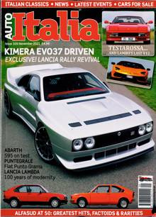 Auto Italia Magazine NO 309 Order Online