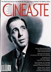 Cineaste Magazine 13 Order Online