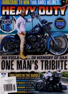 Heavy Duty Magazine Issue NO 176