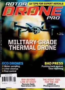 Rotor Drone Magazine OCT-NOV Order Online