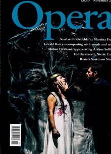 Opera Magazine Issue NOV 21