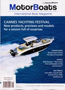 Barchea Motore Magazine NO 21 Order Online
