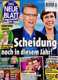 Das Neue Blatt Magazine NO 40 Order Online