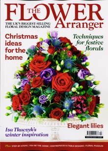 The Flower Arranger Magazine WINTER Order Online