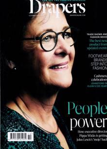 Drapers Magazine Issue OCT 21