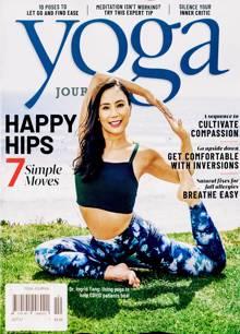 Yoga Journal Magazine OCT 21 Order Online