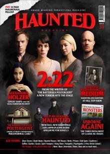 Haunted Magazine Issue 31 Order Online