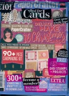 Papercrafter Magazine NO 166 Order Online