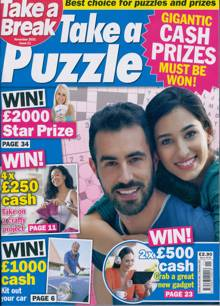 Take A Break Take A Puzzle Magazine NO 11 Order Online