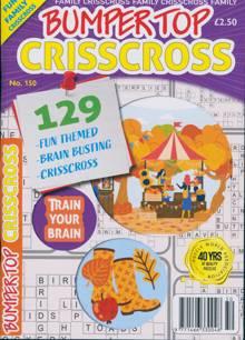 Bumper Top Criss Cross Magazine NO 150 Order Online