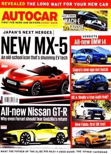 Autocar Magazine 13/10/2021 Order Online