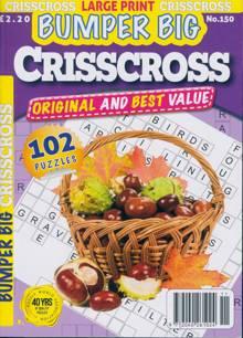 Bumper Big Criss Cross Magazine NO 150 Order Online