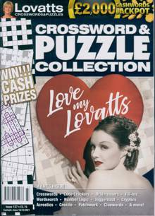 Lovatts Puzzle Collection Magazine Issue NO 137