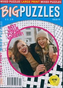 Big Puzzles Magazine NO 97 Order Online