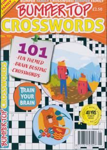 Bumper Top Crosswords Magazine NO 101 Order Online