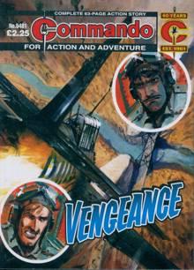 Commando Action Adventure Magazine NO 5481 Order Online