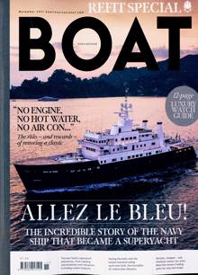 Boat International Magazine NOV 21 Order Online