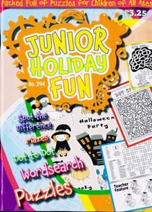 Junior Holiday Fun Magazine NO 294 Order Online