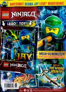 Lego Ninjago Magazine NO 81 Order Online