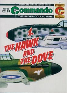 Commando Silver Collection Magazine NO 5482 Order Online