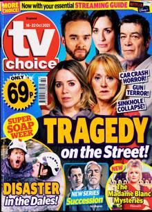 Tv Choice England Magazine NO 42 Order Online